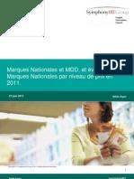 Marques Nationales & MDD SymphonyIRI Group