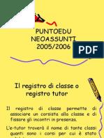 Registro Tutor