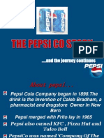 Pepsi Presentation1