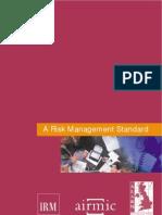 Risk Management Standard 030820