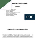 HHRMP 05 Competency-Based HRM