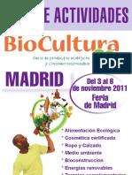 Guia Actividades Biocultura Madrid 2011