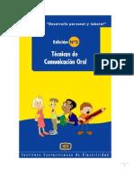 Técnicas de Comunicacion Oral SIN MUÑECOS