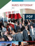 Sponsorbrochure Havencongres Rotterdam 2012