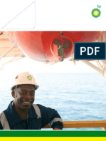 British Petroleum Angola