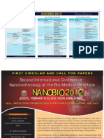 Nano Bio 2012- Dr. Rao Papineni