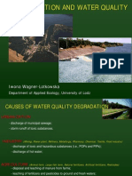 Eutrophication & Water Quality - UofLodz
