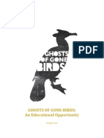 Ghosts of Gone Birds_An Educational Opportunity_031111