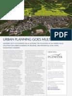 Urban Planning goes Multispectral