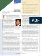 Jim Freis Article
