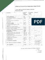 Corp Gov Report 30-09-2010