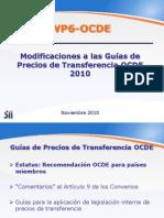 Chile_Modificaciones_Guías_Precios_Transferencia_OCDE