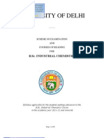 1472011 B Sc Indstrial Chem