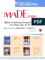Made Expo 2011 Portoni