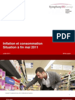 White Paper Inflation consommation SymphonyIRI Group Juillet 2011