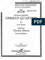 The Complete Hornist IV Small