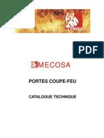 Catalogue Tecnique 2011 (Français)