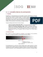 UT 0 Conceptos básicos de preimpresión