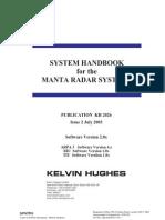 KH2026 Manta Radar