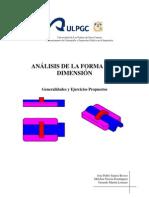 Libro Anal Forma Dimension Tomo 1