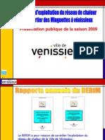 p 2010-11-10 Presentation 2009 Venissieux