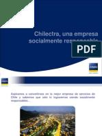 RSE - Presentacion Chilectra en Encuentro Aprendiendo a SER