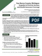 Van Buren County MI Fact Sheet