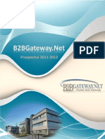 B2BGateway.net Prospectus - Nordic Binder