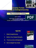 Focusing Tunisia Energy on Entrepreneurship 10928