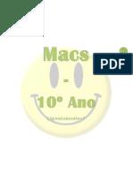 apontamentos MACS1 2010-2011