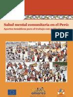 Salud Mental Comunitaria en el Perú