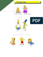 The Simpson Family transparent