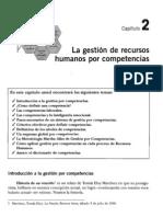 2. CAPITULO 2 La gestión de Recursos Humanos por Competencias