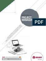 Folleto de la Maestría en Project Management 2011