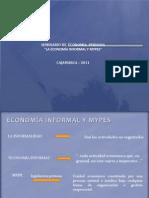 Informalidad y Mypes