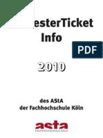2010 - Semester Ticket Web