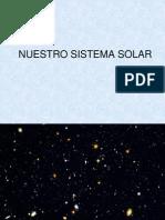 5 Nuestro Sistema Solar (Esp)