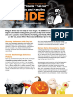 Everyday Uses and Handling of Dry Ice - Halloween Edition