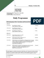 UNFCCC Daily Program 3
