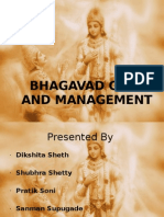Bhagavad Gita Final