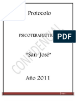 PROTOCOLO PSICOLOGIA