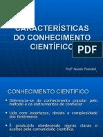 Caractersticas Do Conhecimento Cientfico