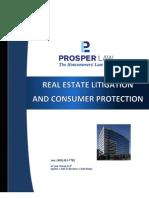 PLC Real Estate Legal Advisory Solutions - Short