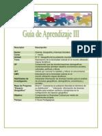 Guia de Aprendizaje n° III - Didactica de la Geografia...