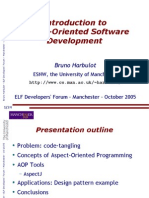 Aspect Oriented Software Development