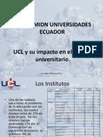 Top of Main Universidades Ecuador