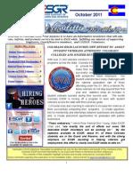 COESGR Newsletter October