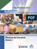 Manual Del Docente Lacteos_Modulo 1
