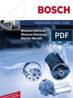 Catalogo Motores Bosch Catalogomt