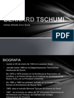 Presentacion Bernard Tschumi